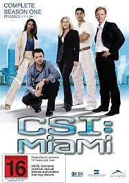 CSI MIAMI SAISONS