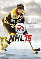 NHL15 for PS4 (With Warranty) 50 Obo.