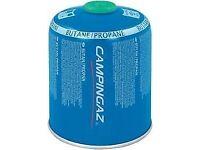 20 x CAMPINGAZ CV 300 GAS CARTRIDGES ** YOU WON'T FIND CHEAPER !!!**
