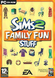 Reminiscing on the Sims 2: Family Fun Stuff