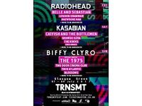 1 x TRNSMT Ticket for Friday 7th July Face Value £60 ono