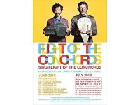 Flight of the Conchords ticket at Birmingham - 26th June face value