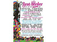 Beatherder tickets available