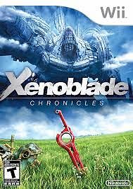 Xenoblade Chronicles Sealed Brand New Rare Wii Game