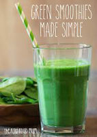RAW GREEN SMOOTHIE CLASS