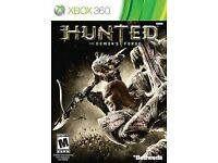 Hunted - Demons Forge on XBOX 360