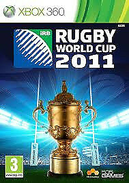 XBOX 360 RUGBY WORLD CUP 2011 (LOTS OF OTHER TITLES IN STORE)