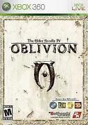 Oblivion Xbox 360