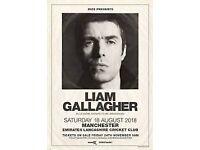 Liam Gallagher Standing Tickets