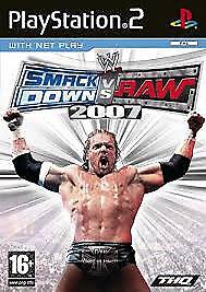 Smackdown vs Raw 2007 (PS2)