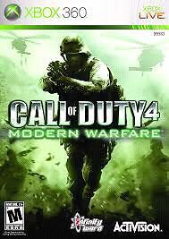 Call of duty modern warfare 4 London Ontario image 1