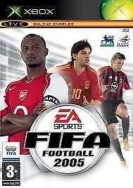 FIFA Football 2005 (XBOX Used Game)