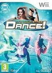 It`s your stage now dance (Wii nieuw)