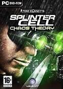 Splinter Cell Chaos Theory Xbox