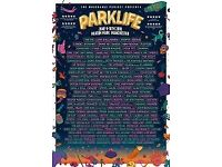 Parklife Festival Weekend Ticket