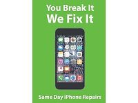IPhone 6 Screen Replacement Cheaper Than Market. £25