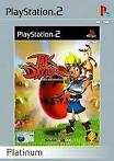 Jak and Daxter The precursor Legacy platinum (ps2 used game)