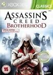Assassin's Creed Brotherhood Classics (xbox 360 used game)