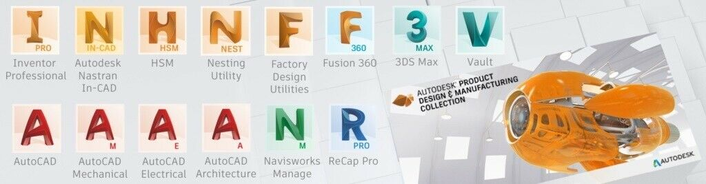 -AUTODESK 2020 PRODUCTS- | in Barnham, West Sussex | Gumtree