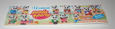 """Bpz """"Panda Party"""" Italien"""