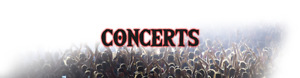 Tickets for Concerts in Toronto