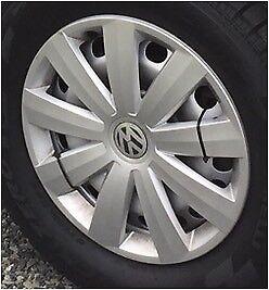 Wheel cover 16 inch x 4 volkswagen