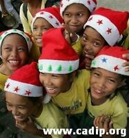 Merry Christmas and Happy New Year for orphans in Vietnam