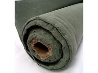 Waterproof Cotton Canvas Tarpaulin Roll Breathable 21oz