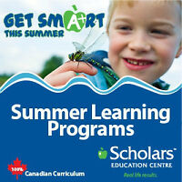Booking Now for Summer Programs