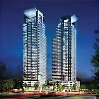 Move In Now! - Gibson Square on the Yonge Subway in North York