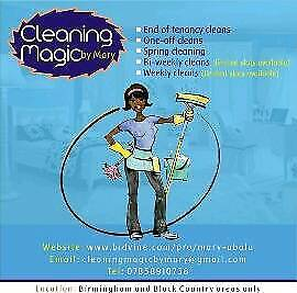 Affordable, reliable and DBS checked Cleaner Available