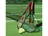 Tennis partner wanted
