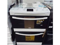 WHITE ZANUSSI GAS COOKER 60CM WIDE FULL GAS (NEW) COMES WITH G/TEE AND DELIVERY ALSO AVAILABLE
