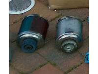 Set of Two Navigation Lights For Yacht
