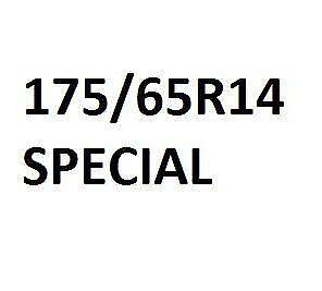 175/65R14 - SPECIAL ---------------INSTALLATION INCLU