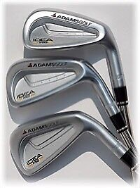 Wanted:  left handed Adams idea pro gold iron set