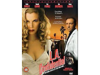 L.A. Confidential (DVD, 1998) Russell Crowe Kevin Spacey Danny De Vito