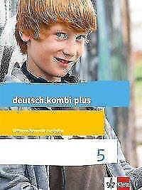Deutsch.kombi plus / Schülerbuch 5. Schuljahr. Differenzierende Allgem. Ausgabe