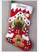 Bucilla Gingerbread House