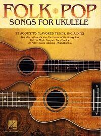 FOLK POP Songs for Ukulele