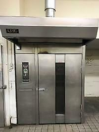 LBC LRO-2G Roll in Gas Bakery Oven