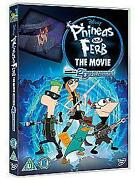 Phineas and Ferb DVD