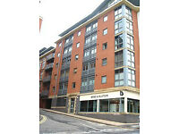 Well presented spacious fully furnished two bedroom apartment in the Lace Market.