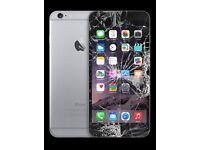 Broken iphone6
