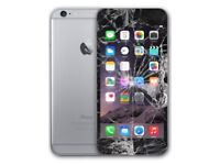 APPLE IPHONE 4 4S 5 5S 5C 6 6S LCD with in 30 min BISMILLAH PHONES