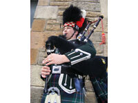 Bagpipe lessons & tuition for beginners to advanced