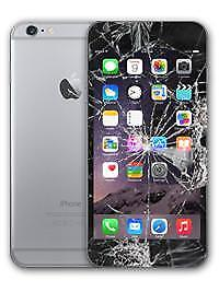 iPhone 6 Screen replacement $59.99, iPhone 6 plus screen replacement $69.99, Repair on the spot !!!