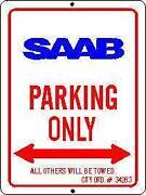 Saab Sign