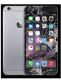 iPhone 4 4S 5 5C 5S 6 6S Cracked Screen LCD Repair SUMMERSPECIAL