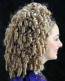 Irish Dance Wig -- like new! Kitchener / Waterloo Kitchener Area image 1